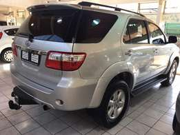 2011 Toyota Fortuner 3.0 D-4D 4x4