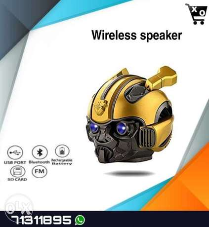 Wireless speaker 1$ (2,000) L.L
