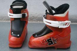 Buty naciarskie biegówki Salomon mod 461 roz 42 27.5 cm