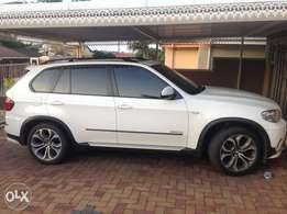 BMW X5 20inch tyres