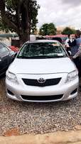 very clean 2009 toyota corrolla foreign use