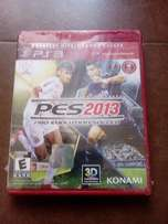 PES 2013 for PS3 (Brand New)