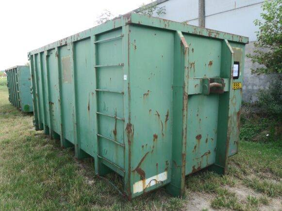 Sale valvan container 20 feet container for  by auction