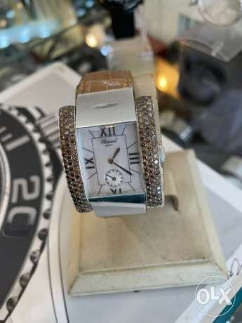 Chopard White Gold and Diamond