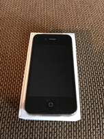 iPhone 4 black 16GB