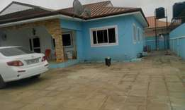 Two bedroom house for sale at spintex