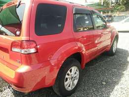 Ford escape metallic wine