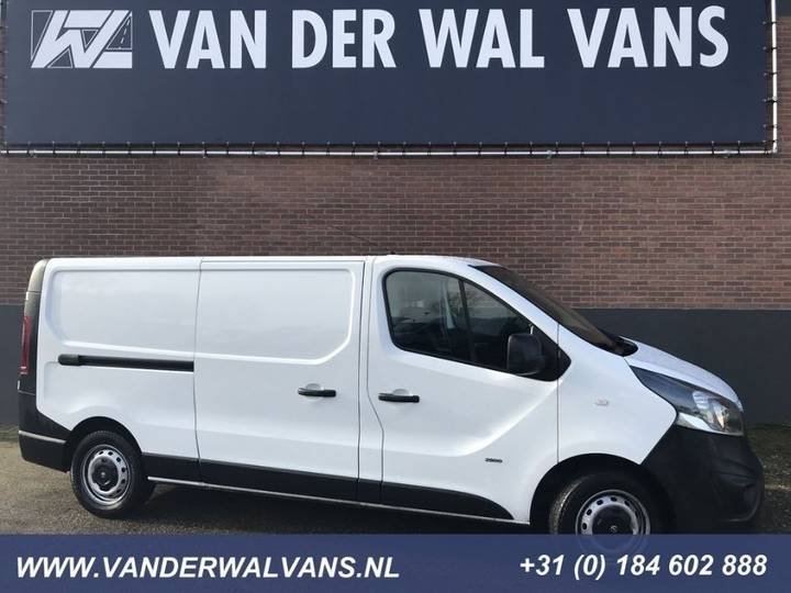 Opel Vivaro 1.6CDTI 120pk L2H1 Airco Navi Cruise - 2015