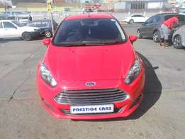 ford fiesta 1.4 2015 model red colour