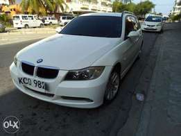 Bmw 320 Clean as it is..