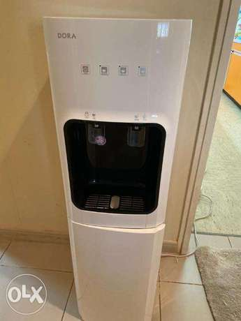 Dora Water Dispenser Hot and Cold, Bottom Load