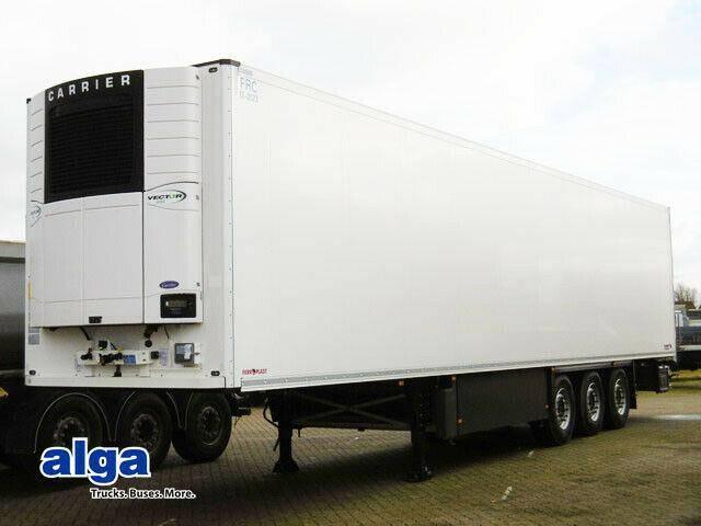 Schmitz Cargobull SKO 24, Vector Kühlung, Doppelstock, Scheibe