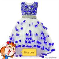Your princess high low special occasion dress