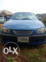 Neatly used Toyota avensis 2001 for urgent sale!