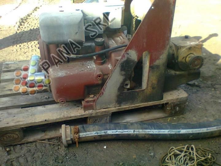 Ghh rand cs80r/1 - comressore travaso cemento pneumatic