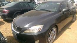 Lexus IS 350 neatly used