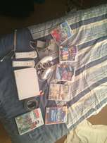 Wii with games/offer me your best price?!