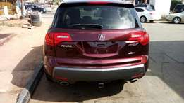 Acura SUV very sharp and affordable