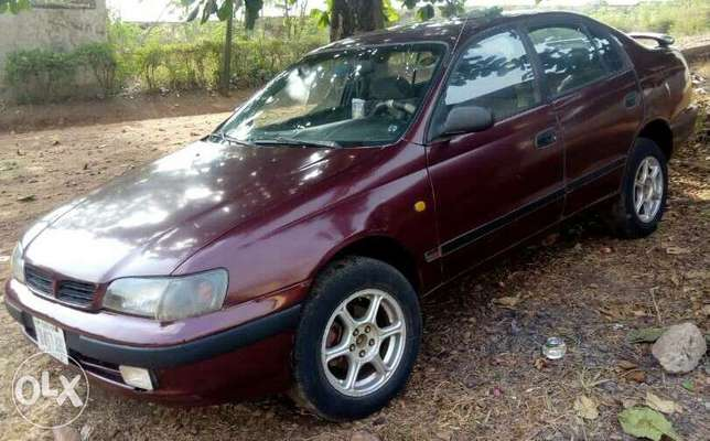 A very clean first body Toyota Carina E Ibadan North - image 3