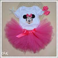 Mickey Mouse tutu set