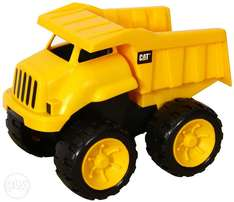 Construction Truck Plastic Toy