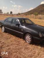 Mercedes E320 to swap for Ford Ranchero XR6