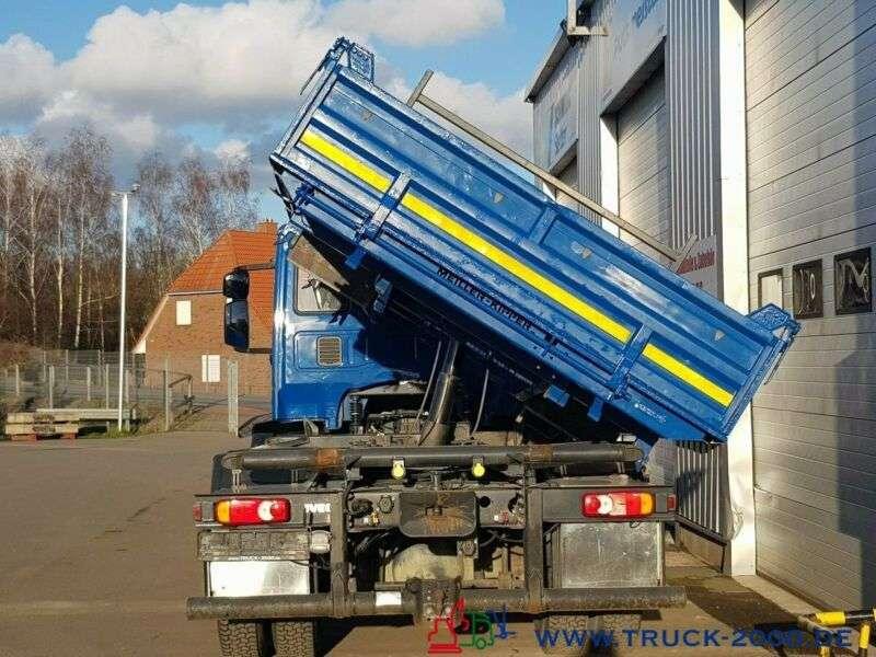 Iveco 120 E 28 EEV Meiller nur 64TKM 3 Sitzer 2x AHK - 2014 - image 7