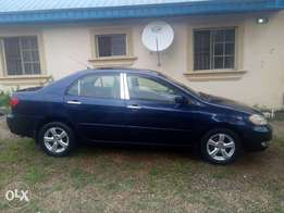 Neatly used First body 2006 Toyota Corolla