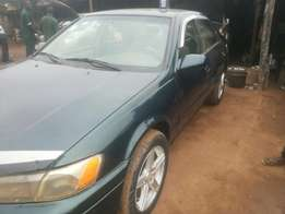 Neat registered camry for sale