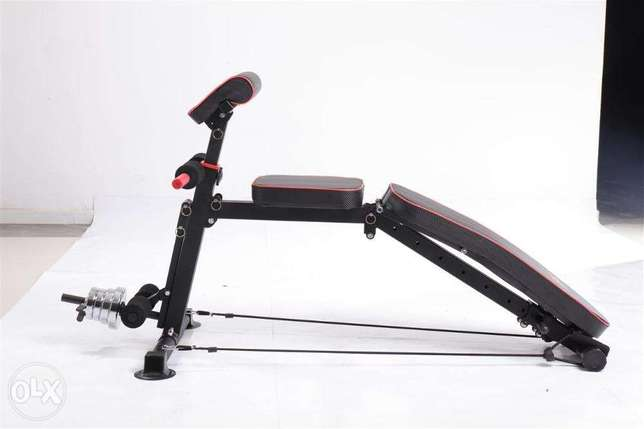 BRAND NEW Gym exercise Bench press (15-in-1)/ Benchpress