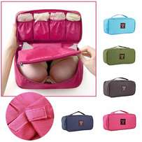 Bra Underwear Lingerie Travel Bag for Women