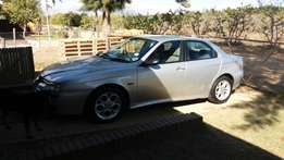 Alfa 156 Sedan. 2.5l V6 24valve. 6 speed. FSH. Excellent Condition.