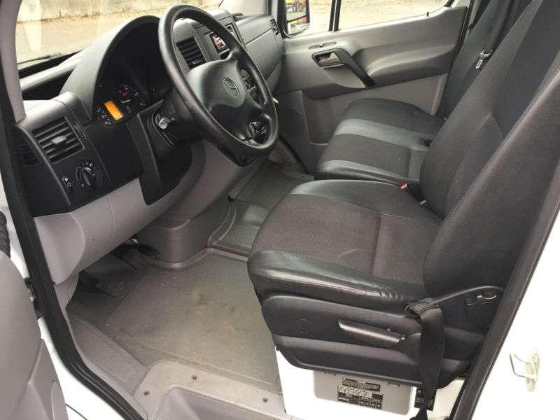 Mercedes-Benz Sprinter II Pritsche 310 CDI Klima - 2012 - image 11