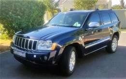 Jeep Grand Cherokee 20016 3.0 CRD Overland