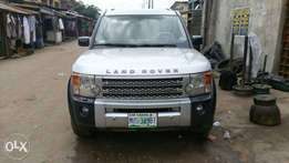 very clean used land rover