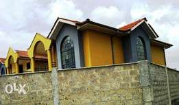New 4 bedroom stand alone maisonettes plus sq, for sale in Kitengela