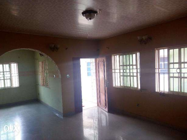 Renovated 3 bedroom flat all tiles floor PVC ceiling at Baruwa Ipaja Alimosho - image 3