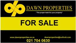 ON THE BAY - Strandfontein - We sell and buy in ALL AREA'S .