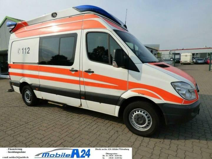 Mercedes-Benz Sprinter 315 CDI Aut. Rettungswagen DELFIS Euro4 - 2009