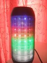 Pluse lighted wireless bluetooth speaker