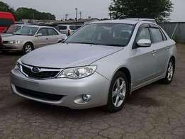 Subaru Impreza Anesis Fully loaded