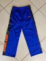 4dbca5740 Spodnie dresowe Under Armour juniorskie stan bardzo dobry