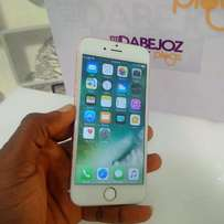 Fresh Like New Rose-gold Iphone 6s at awoof price