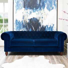 Couch Chesterfield In Furniture Decor Olx South Africa