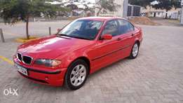 BMW 318i In Mint Condition Buy and Drive