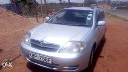 Toyota Fielder Auto 2wd accident free and original paint selling
