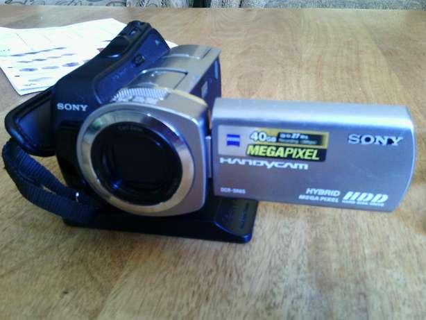 Sony HDD 40G video camera Randfontein - image 2
