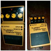 Turbo distortion