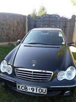 Mercedes C 180 on quick sale