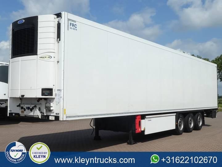 Krone SDR 27 DOPPELSTOCK carrier 1550 d+e - 2013